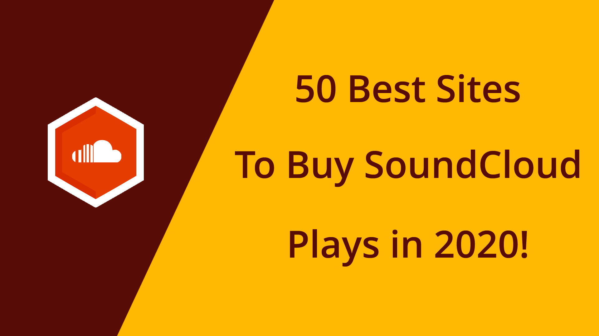 Best Websites To Buy SoundCloud Plays